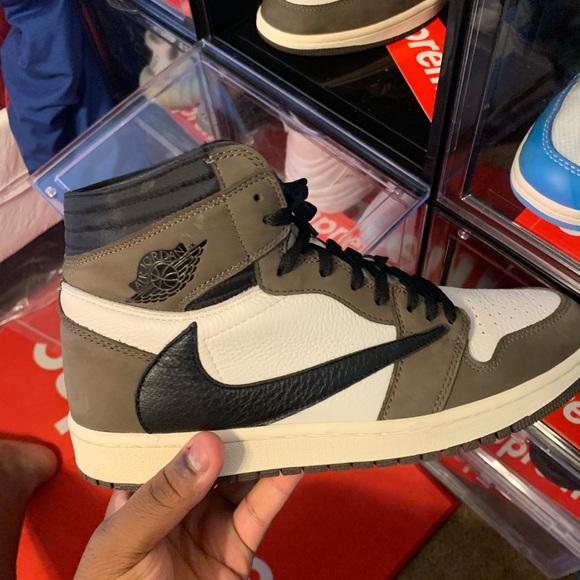 Shoes | Nike Jordan Retro Travis Scott